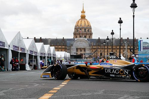 Fotogallery: le immagini più belle dell'ePrix di Parigi