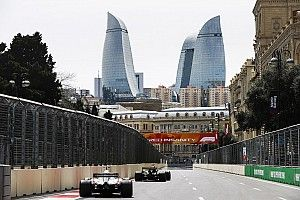 "Drivers fear ""crazy"" Baku F1 race with 60km/h wind gusts"