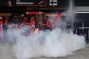 FIA закрыла лазейку в правилах о сжигании масла