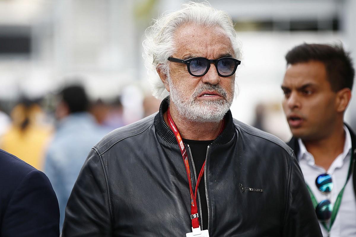 "Briatore: ""Mercedes volverá a dominar; Ferrari ya está con excusas"""