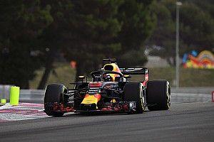 Ricciardo, Fransa GP'sini hasarlı ön kanatla bitirmiş