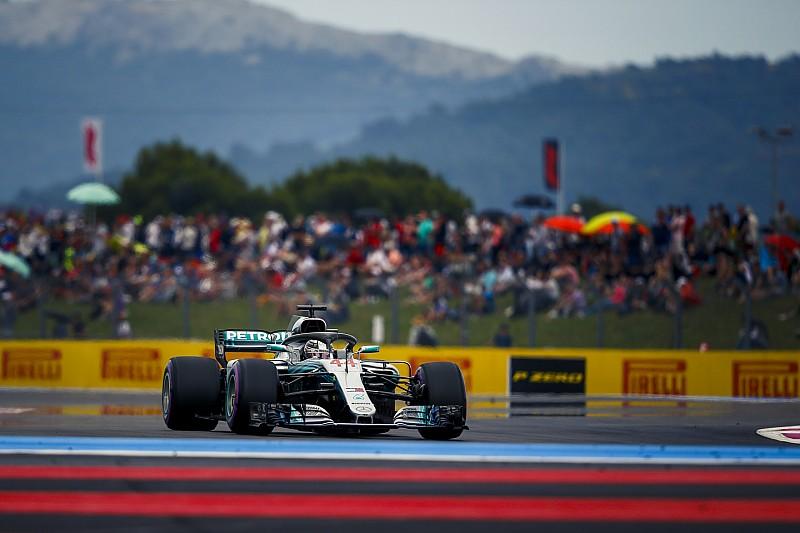 La demora en el nuevo motor terminó siendo positiva para Mercedes