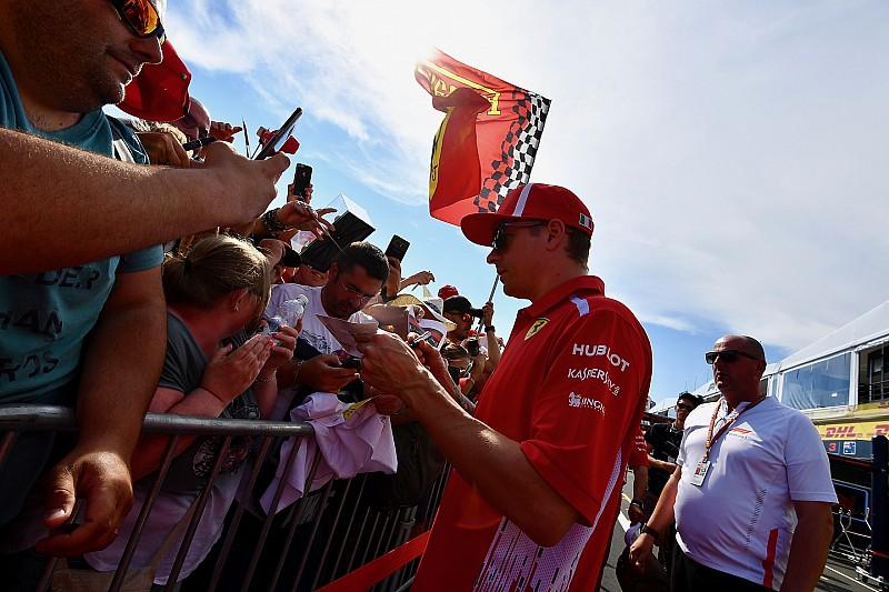 2019-ben a Ferrari Räikkönen nélkül maradhat? A finn nem gondolja...