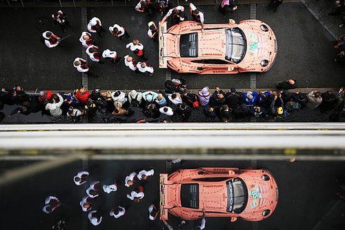 Техническая проверка «Ле-Мана» в центре города: лучшие фото
