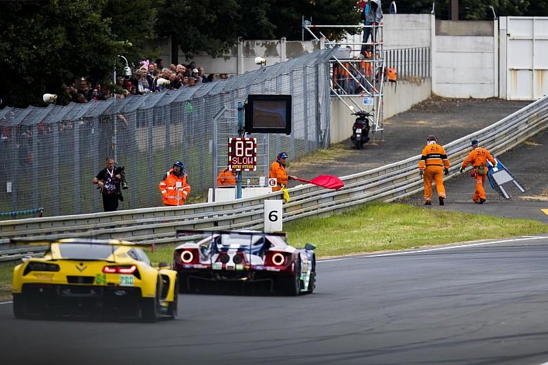 Sicherheit in Le Mans: Sechs Meter hohe Fangzäune zum Schutz