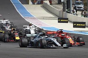 Ecco come il GP di Francia si prepara all'azione in pista