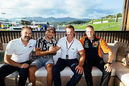 Ufficiale: nel 2019 Jorge Martin correrà in Moto2 con il team Ajo KTM