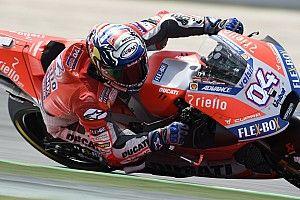 """Dovizioso: """"Otra victoria de Lorenzo no cambiará nada en Ducati"""""""