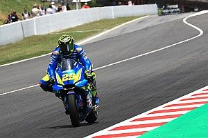 FP4 MotoGP Catalunya: Iannone tercepat, Marquez spektakuler