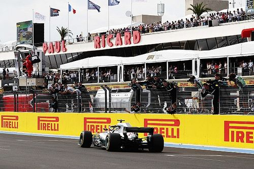 VÍDEO: Top 10 GP da França 2018