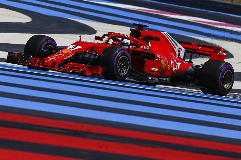 Vettel, Ferrari'nin tek tur performansından endişeli değil