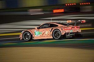 Le Mans-i 24 óra: rendkívül látványos képek a helyszínről