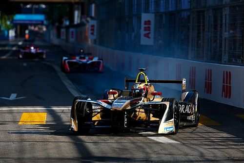 "Vergne: Zurich penalties ""convenient"" for Formula E"