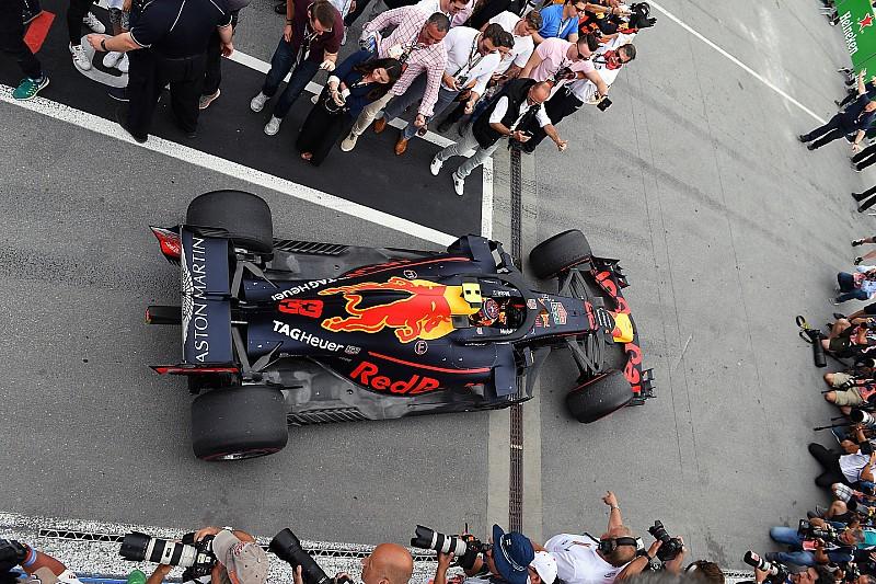 A Red Bull egyelőre tarol a gyors köröket illetően