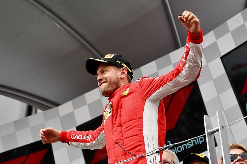 Vettel in testa 207 giri con la Ferrari, Hamilton solo 84 con la Mercedes
