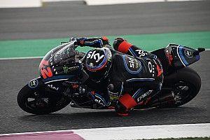 Bagnaia gana el Gran Premio de Qatar en Moto2