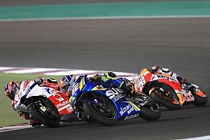 """MotoGP Declaraciones Rins: """"Tenemos potencial para estar delante"""""""
