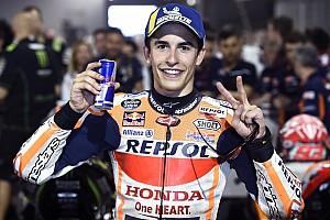 A Honda hecceli Marquezt: tanulhatna az öccsétől