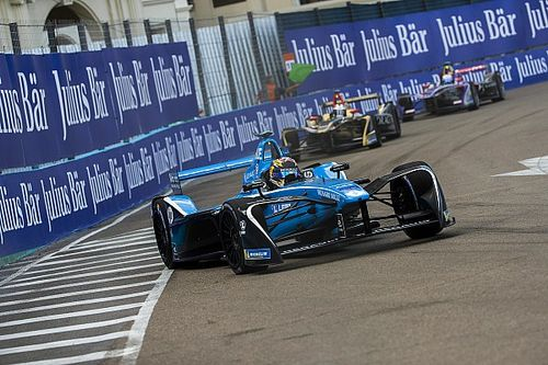 "Buemi ""sorry"" for throwing away Punta del Este podium"
