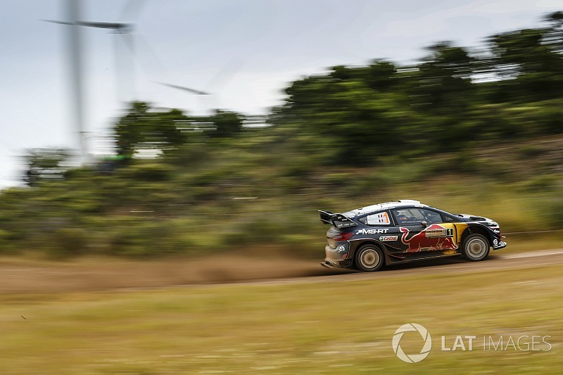 Italy WRC: Neuville eats into Ogier's lead