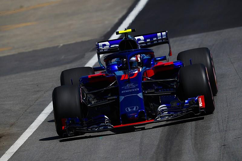 Гаслі почне гонку у Канаді передостаннім через заміну двигуна