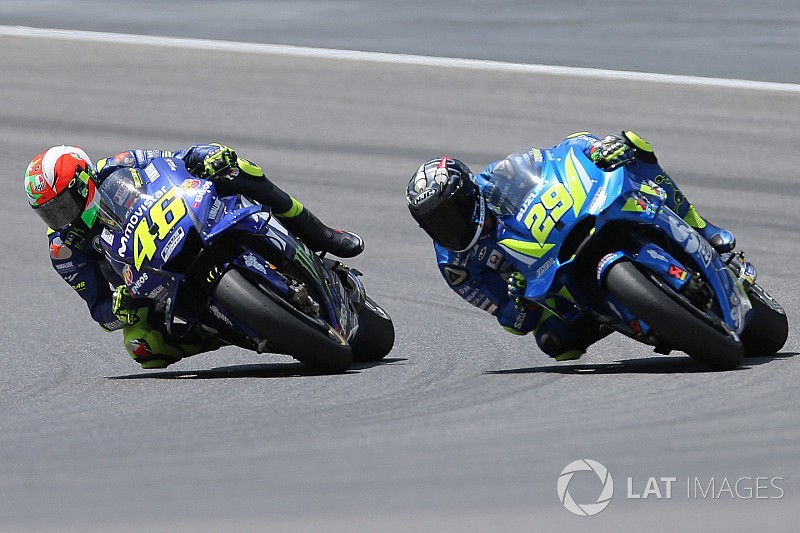 "Rossi: MotoGP contracts being determined so early is ""wrong"""