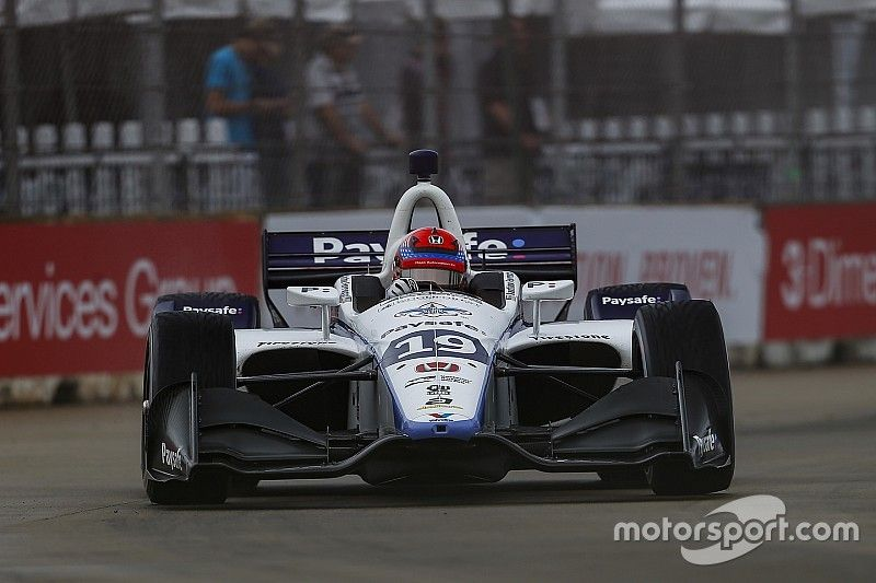 Ferrucci to contest two more IndyCar races with Coyne