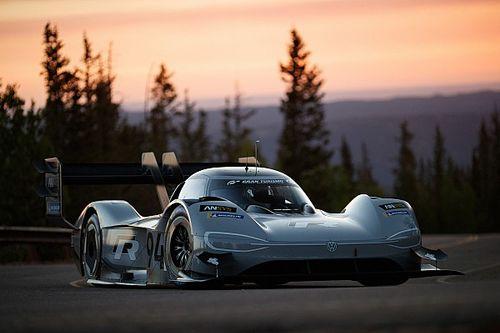 Livrée définitive pour la Volkswagen I.D R Pikes Peak