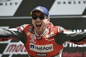 Реакция: почему победа в Муджелло – главная во всей карьере Лоренсо