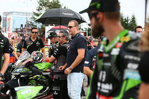 Tensione nel box Kawasaki: Sykes e Rea si puntano il dito a vicenda per il crash di gara 2