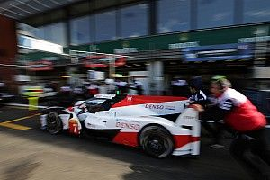 Toyota aumenta su ventaja en LMP1 en la segunda sesión y Maldonado domina en LMP2