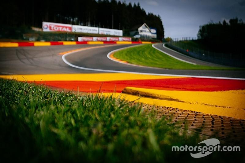 Belçika GP hafta sonunun soğuk ve yağmurlu geçmesi bekleniyor
