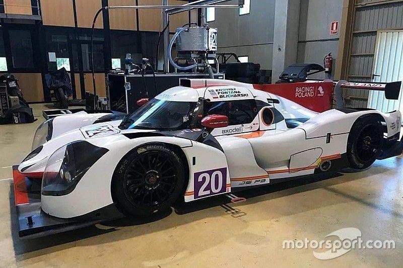Per Alex Fontana è scoccata l'ora degli Sport Prototipi!