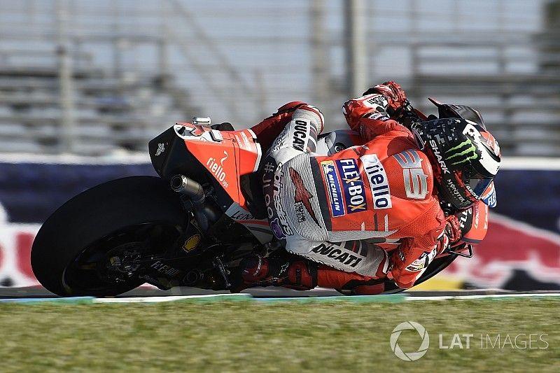 Lorenzo aura au Mans le châssis qu'il a testé au Mugello