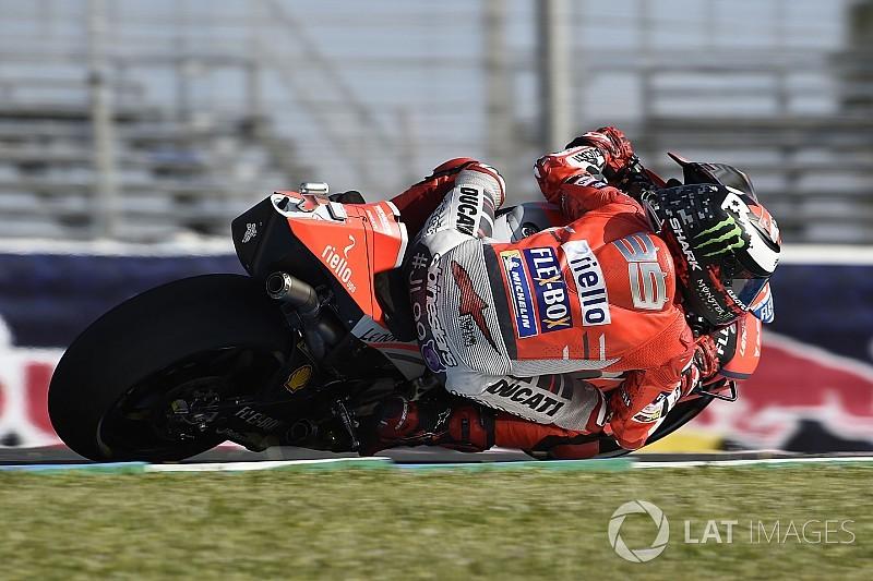 Ducati: Lorenzo a Le Mans avrà il telaio che ha provato al Mugello