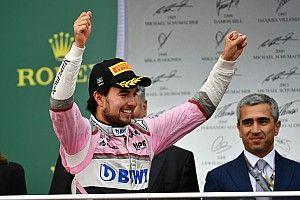 Ecclestone siempre elegiría a Pérez en Force India, dice Marc Surer