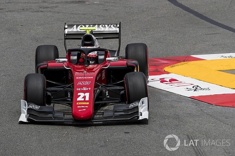 F2 Monaco: Fuoco bol kazalı ikinci yarışı kazandı