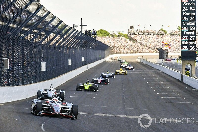 Did the new Indycar ruin the racing in Indy 500?