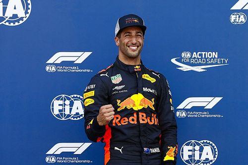 """Ricciardo: """"Cerco redenzione dopo il 2016. Domani voglio vincere"""""""