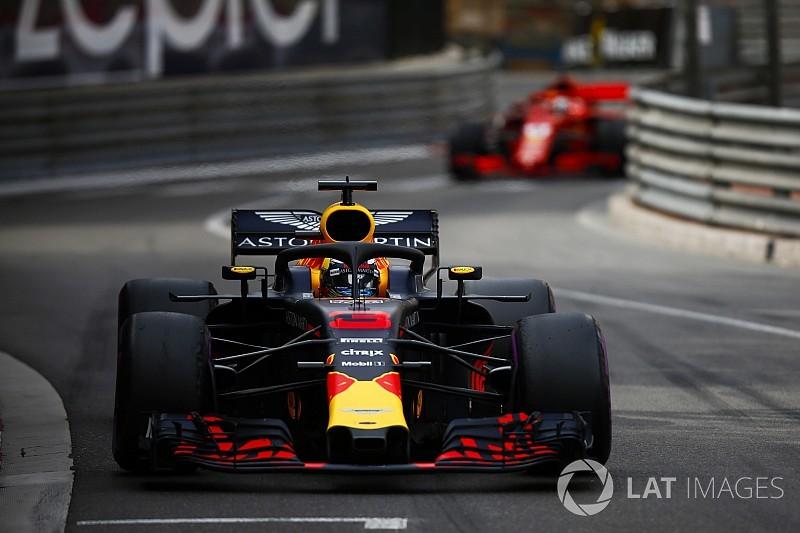 """Red Bull: """"Ricciardo 2,5 másodpercet bukott körönként, de így is nyert"""""""