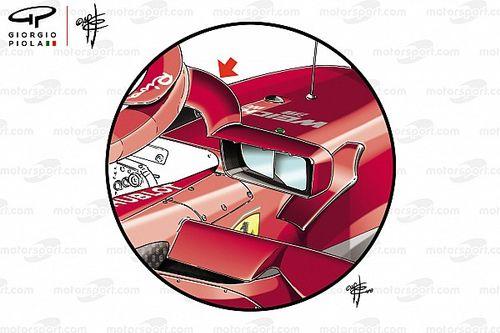 Análise: Espelhos da Ferrari se tornam ponto de discussão