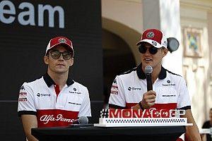 Ericsson szerint rendszeres pontszerző lehet az Alfa Romeo Sauber