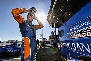 IndyCar Noticias Dixon lidera la primera práctica en Long Beach