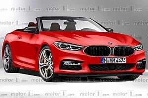Auto Actualités Ce que pourrait être la BMW Série 8 Cabriolet