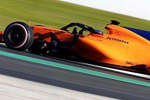 """McLaren defiende su """"ambicioso"""" diseño en medio de los problemas"""