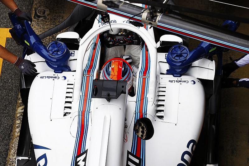 Kubica szerint a 'túlsúlyos' autók jelentik ma az F1 fő problémáját