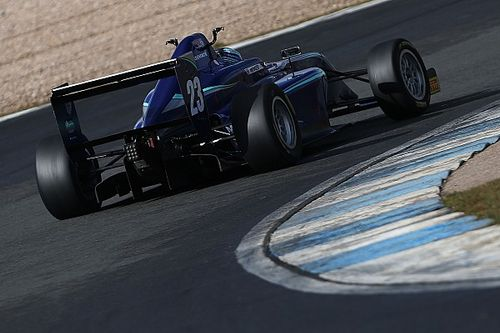 Monger, Britanya F3 sıralama turlarını beşinci sırada tamamladı!