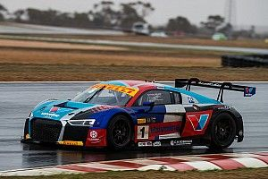 Race-winning Audi added to Aussie talent search programme