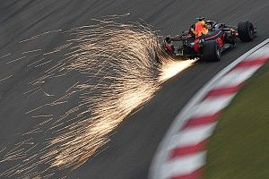 Chinese GP: Starting grid in pictures