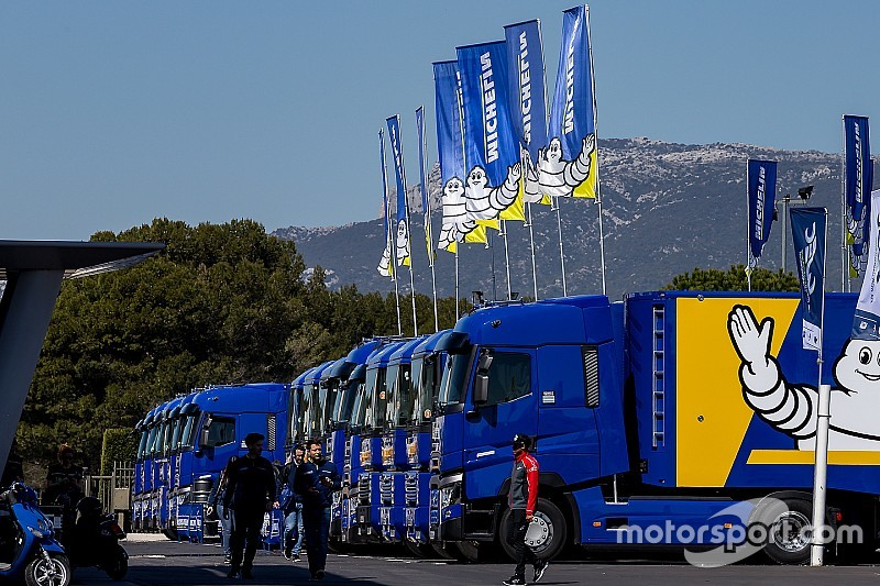 Michelin fined €250,000 for WEC tyre rule breach
